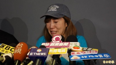 NANA被白雲劈腿卻痛哭道歉  這件事讓全台灣怒了