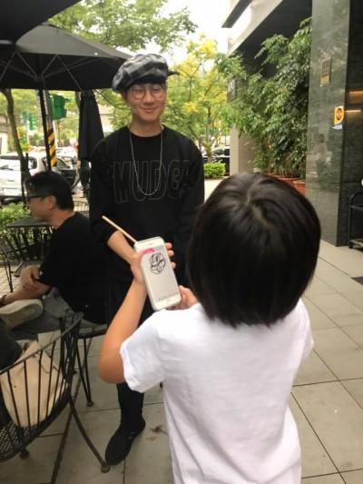 Kimi幫林俊傑畫大頭照好幽默  網友大讚「我覺得可以」