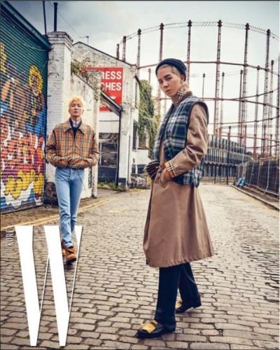 WINNER雜誌畫報公開  帥氣模樣反差大