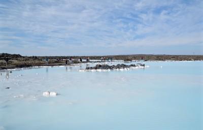 冰島藍湖溫泉 「熱」情魅力無法擋