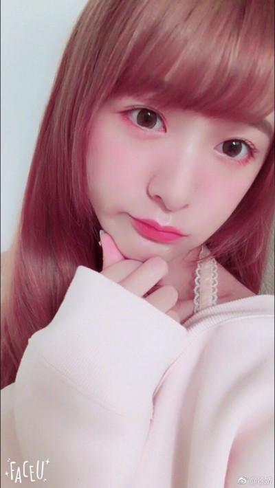(影音)純白睡衣熱舞 徐嬌激凸被抓包?!