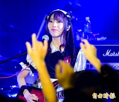 女僕裝唱搖滾樂!日樂團BAND-MAID寶島首秀大展反差萌