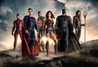 《正義聯盟》英雄氣短  片長121分DC系列最短時間