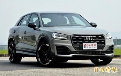 個性化小型跨界休旅力作─四環品牌Audi Q2試駕