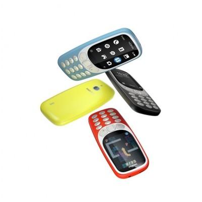 諾粉必收藏!不死神機Nokia 3310復刻版2千有找