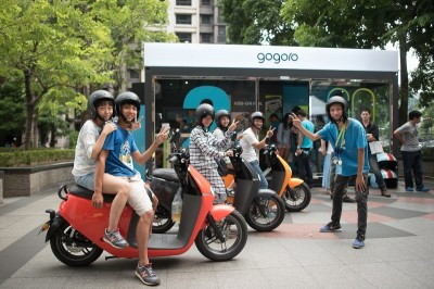 Gogoro 2賣太好 遠傳啟動全台30家門市試騎