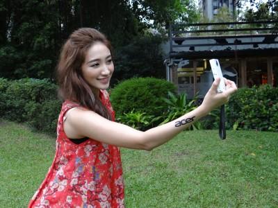 實測首款4G連網360相機 秒發臉書 12月上市