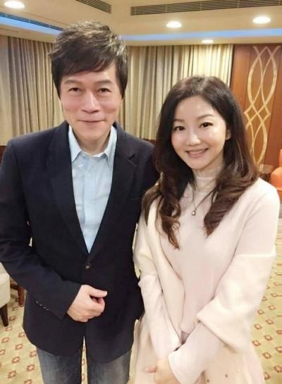 嫁給洪榮宏關注度變高 「小鄧麗君」出賣「第一次」
