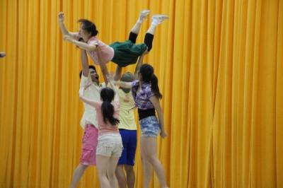 蕭靜文舞蹈團全台校園起舞 送藝術進偏鄉助反毒