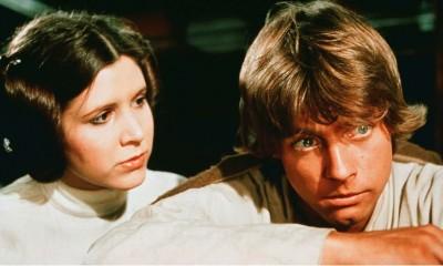 《星戰》爆禁忌兄妹情 「天行者」認激吻「莉亞公主」