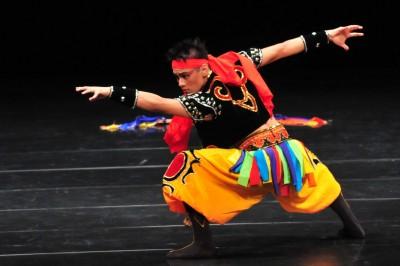 傳統舞蹈vs時尚走秀  故宮蒙回藏文化展演週五登場
