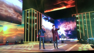 林隆璇放話攻小巨蛋   點名22歲的他一起唱