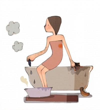 洗澡沒熱水?  熱水器先別急著換