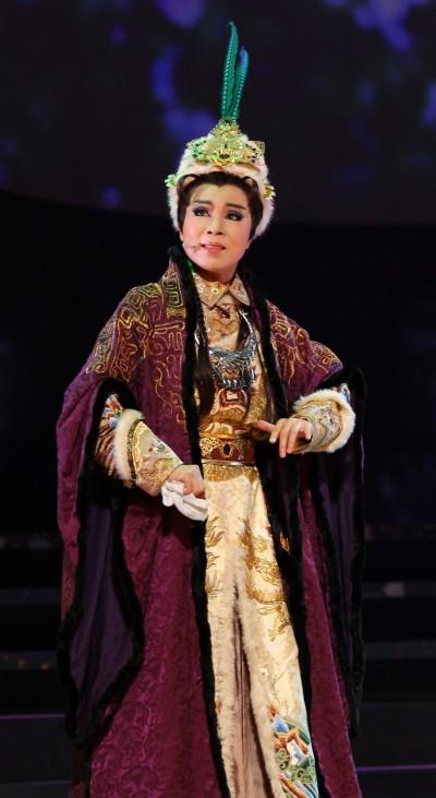 梁越玲改編《孔雀膽》 打造歌仔戲版羅密歐與茱麗葉