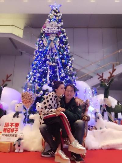 侯怡君情纏蕭大陸17年 新年願望「想要受精」