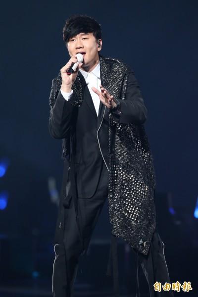 (影音)「行走的CD」竟破音!林俊傑認了:我非常不舒服