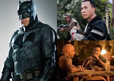 班艾佛列克辭演蝙蝠俠 葉問被欽點接棒