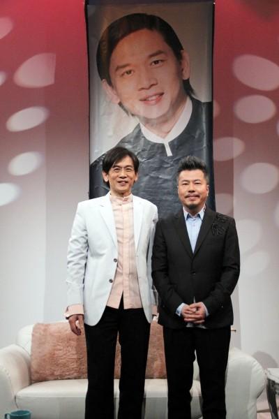 殷正洋淚崩告白李文媛 結婚20年當眾說出「我愛妳」