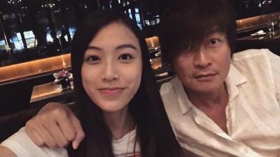 「國民岳父」游鴻明  被爆料愛炫高顏值女兒