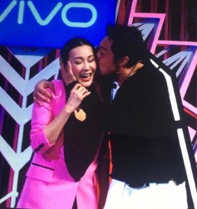 馬景濤致歉脫序演出 獨漏遭強吻受害者劉嘉玲