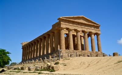 是西西里島還是希臘?神殿谷神殿建築群林立好希臘