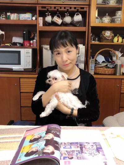 【作家和狗狗】宇文正╱請不要為寶寶發愁