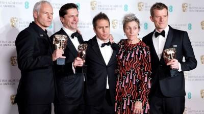 英奧斯卡》直戳好萊塢性侵醜聞!《意外》掃5獎大贏家
