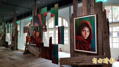 影像經典 阿富汗少女在台灣