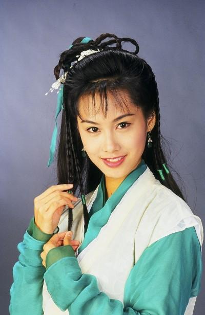 46歲「紫霞仙子」舊劇重播 凍齡23年「根本沒變」