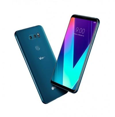 G7延後!LG首款人工智慧手機V30S ThinQ亮相MWC