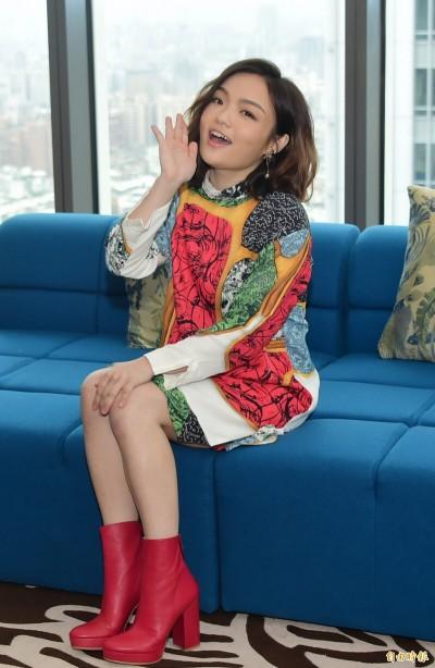 徐佳瑩被爆懷孕了 驚傳推工作為安胎