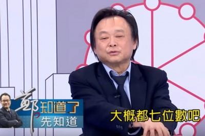 柯P五百萬收據曝光 王世堅飆豪洨遭消音