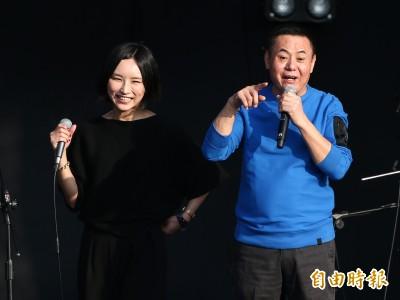 (影音)蔡振南抱病硬唱大港 法蘭黛力邀入團改名「法南黛」