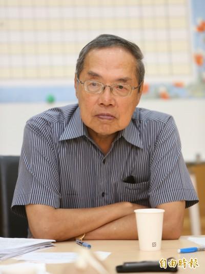 中選會通過反同公投  陳芳明:給蔡英文總統打臉