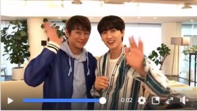 (影音)SJ奪走吳建恆「第一次」!成員開心說謝謝