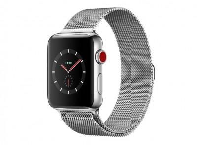 LTE版Apple Watch Series 3來了 台灣電信商5月11日開賣