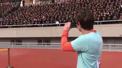 (影音)女記者為兩韓會先探路 親跑北韓馬拉松卻慘摔