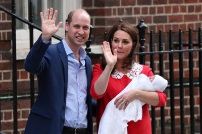 凱特王妃產後7小時露面 女星曝亮麗背後心酸