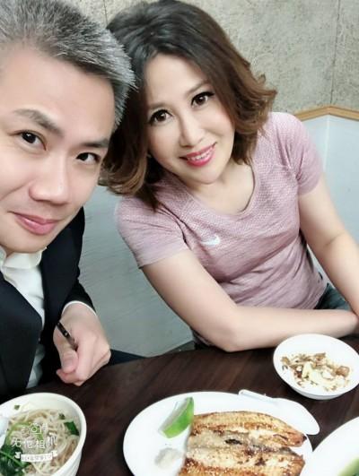 密戀被跟拍1個月  台客名嘴貼臉陳斐娟搶先公開