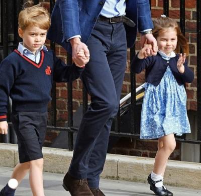夏綠蒂公主回眸一笑超親民  展現皇室完售力
