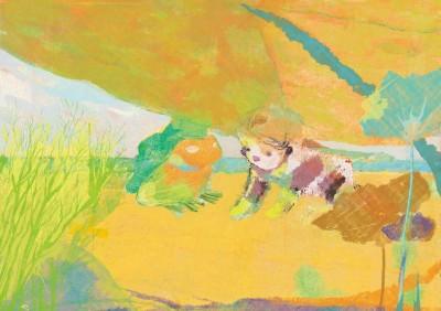 蔡文騫/我養旅行青蛙,也養兒子。