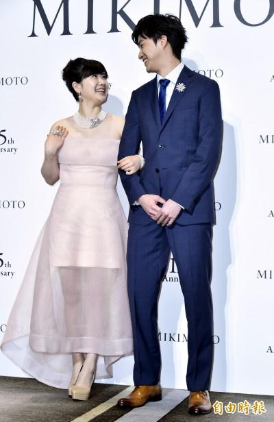 (影音)江宏傑只給福原愛99.9分 說出原因甜死人!