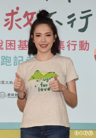 (影音)許瑋甯曝22歲「第一次」 6年沒吃晚餐抗發胖