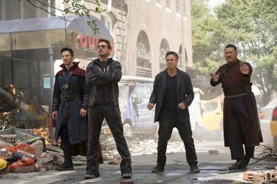 《復仇者3》全球首日賣破11.5億 刷新多國開片成績