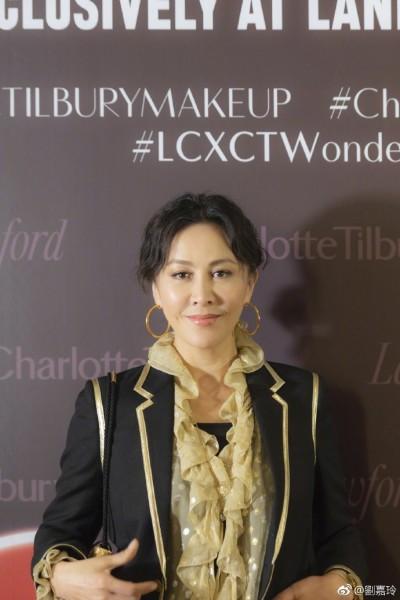 遭律師質疑謊報年齡   52歲劉嘉玲這樣說...