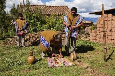 走進秘魯密斯密奈社區  體驗印加傳統生活方式