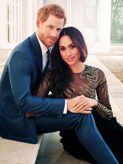 (影音)嫁進英王室當鳳凰?新王子妃梅根搶走凱特鋒頭?