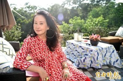 許純美放話備60億參選    李敖長女驚喊「God bless Taiwan」