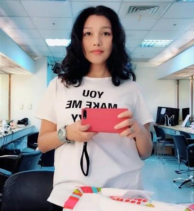 「你們沒有忘記我」 香港女星熱淚盈眶愛逮丸