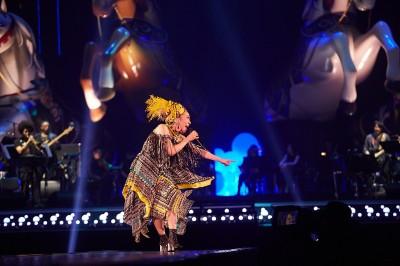 米希亞歡慶出道20周年 最新巡演首站獻寶島
